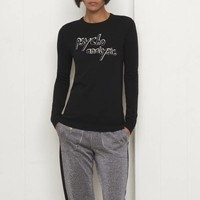 Bella Freud Psychoanalysis Jumper