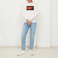 Bella Freud Hot Lips Jumper