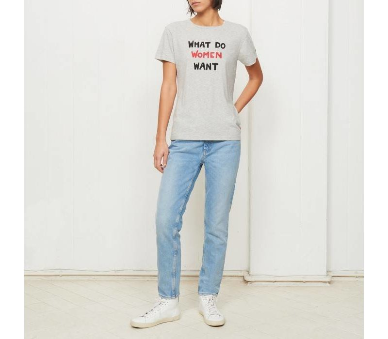 Bella Freud What Do Women Want Tee
