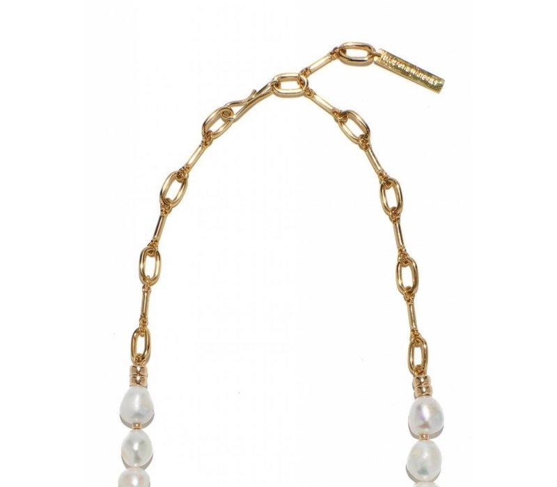 Lizzie Fortunato High Summer Charm Necklace