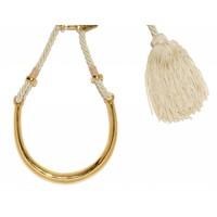 Lizzie Fortunato Tassel Tie Back Collar