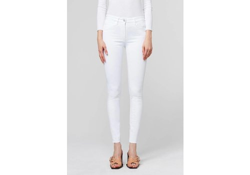 3x1 Channel Seam High-Rise Skinny Jean