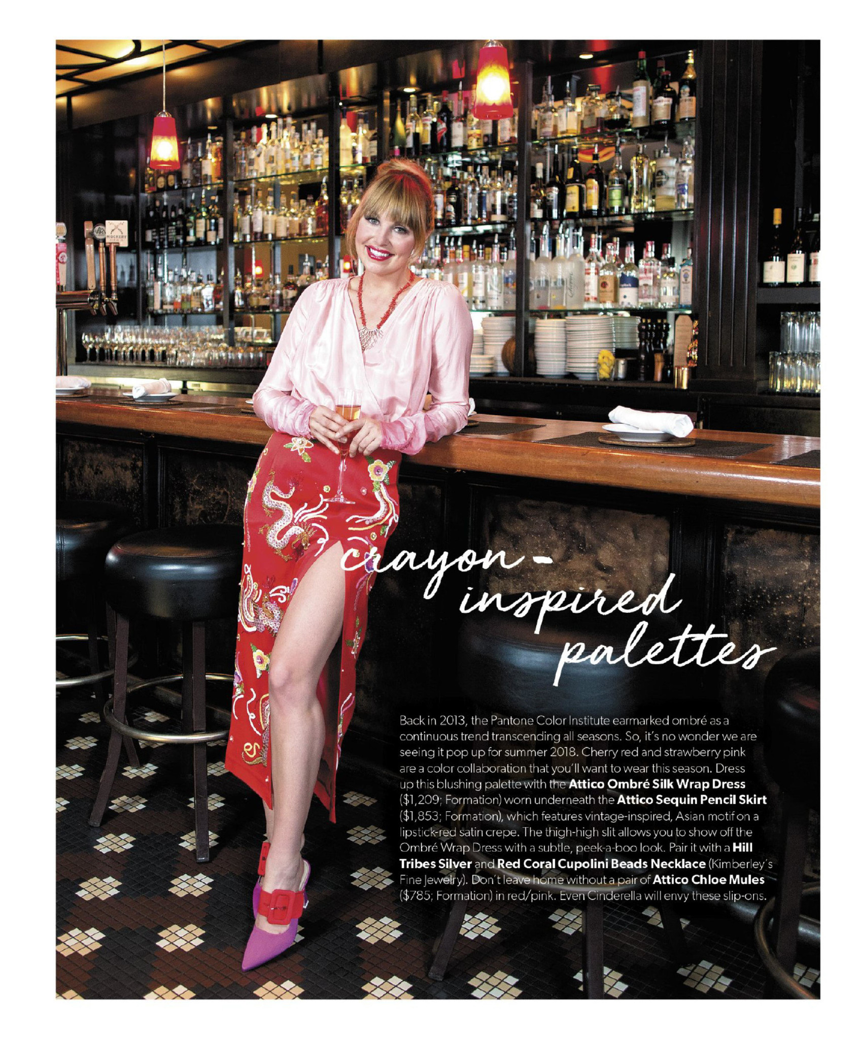 Vail Lifestyle Magazine Summer Fashion Feature