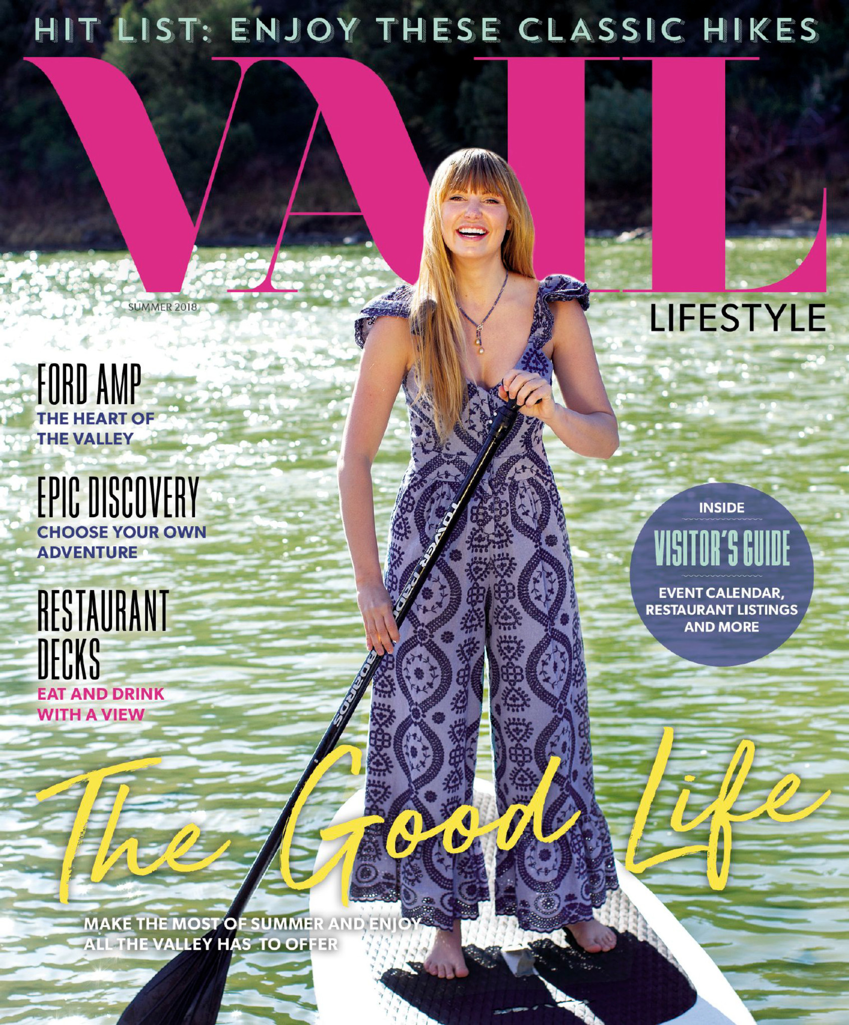 Vail Lifestyle Magazine Summer 2018