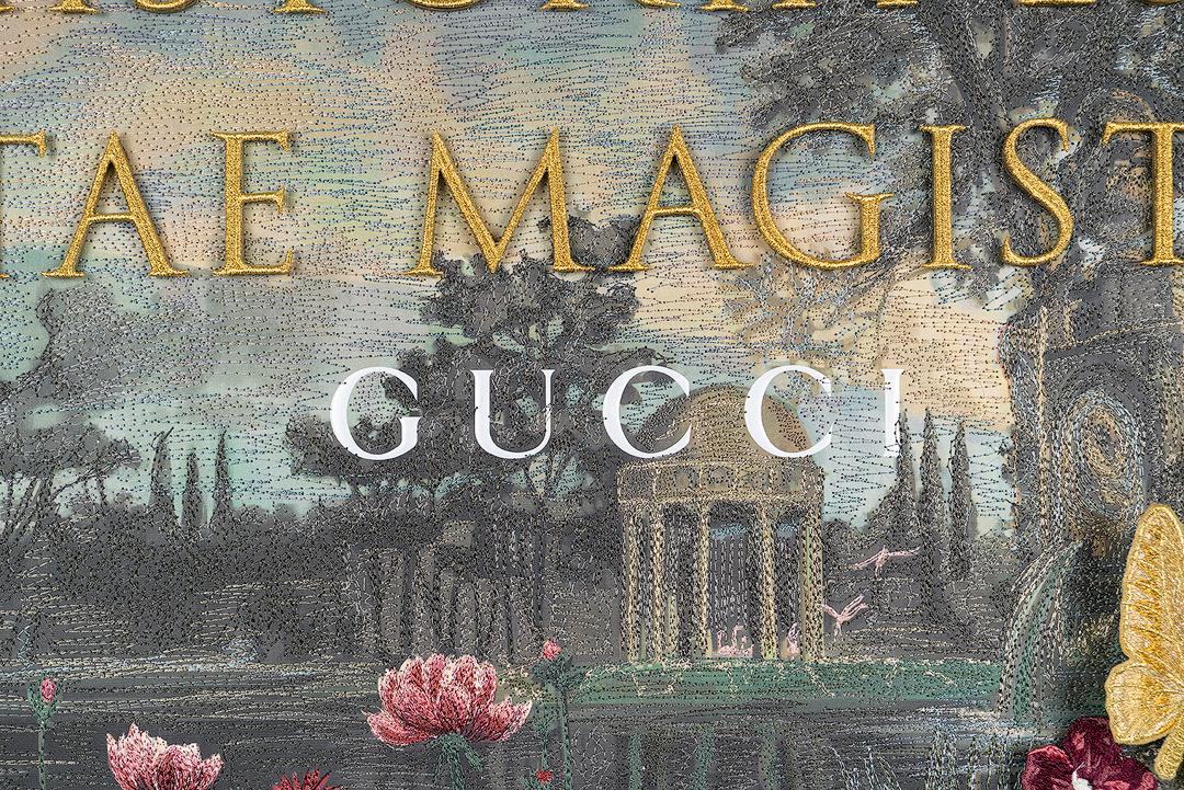 Gucci Giardino I Detail