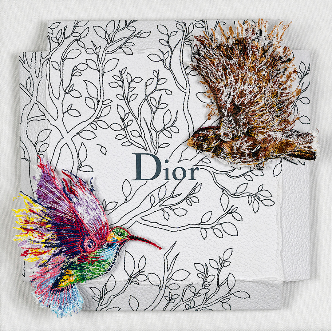 Dior Birds of a Feather