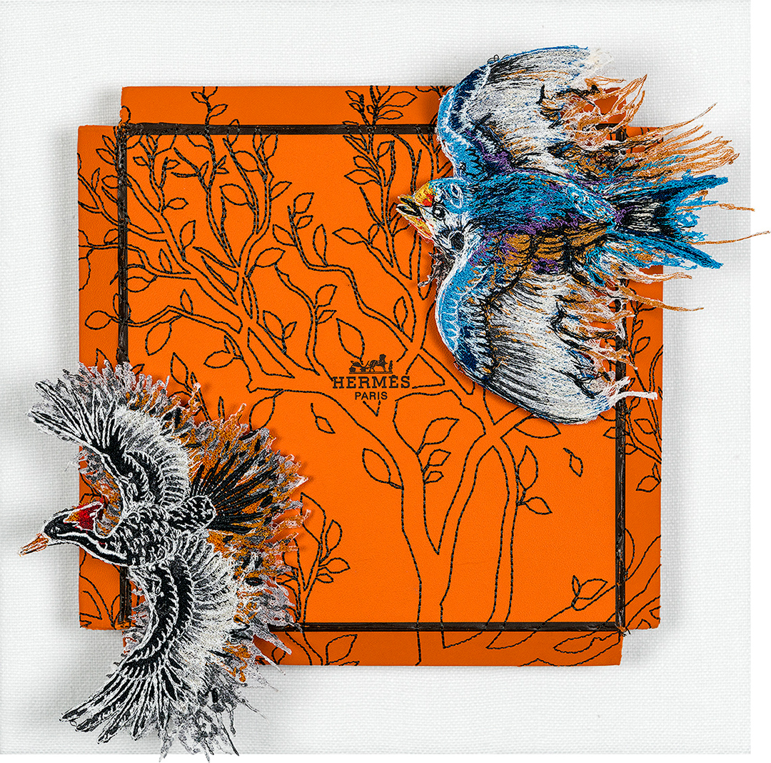 Hermes Birds of a Feather