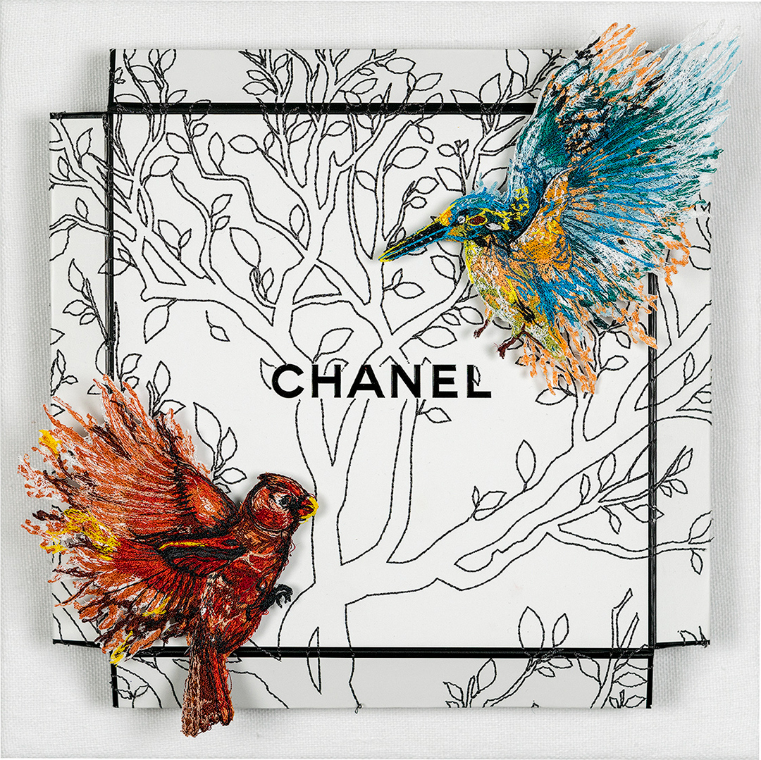 Chanel Birds of a Feather