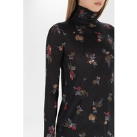 Forte Forte Highlands Flowers Turtleneck