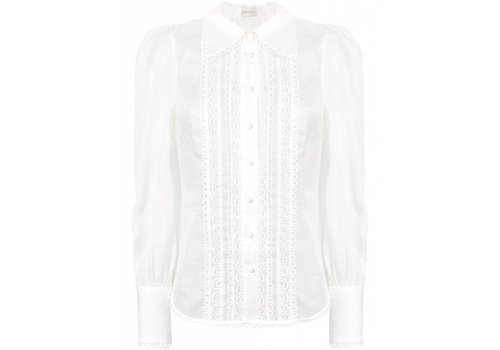 Zimmermann Golden Doily Blouse