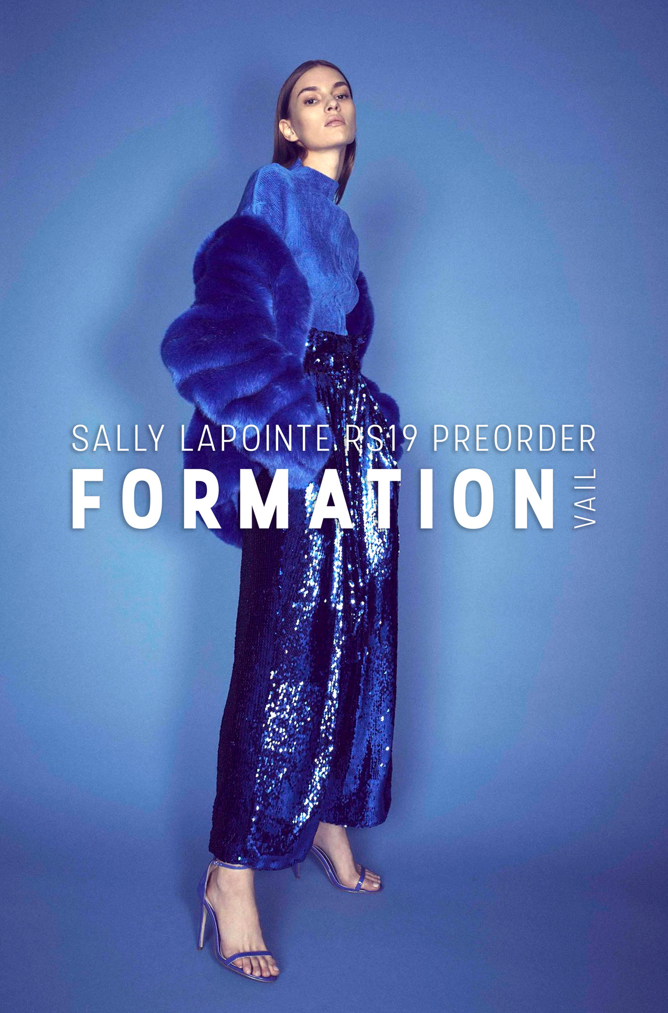 Preorder Sally Lapointe RS19 at Formation