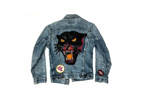 Madeworn Black Panther Jacket