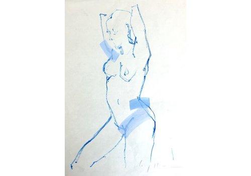 """Kate Long Stevenson """"Seven"""" Framed"""