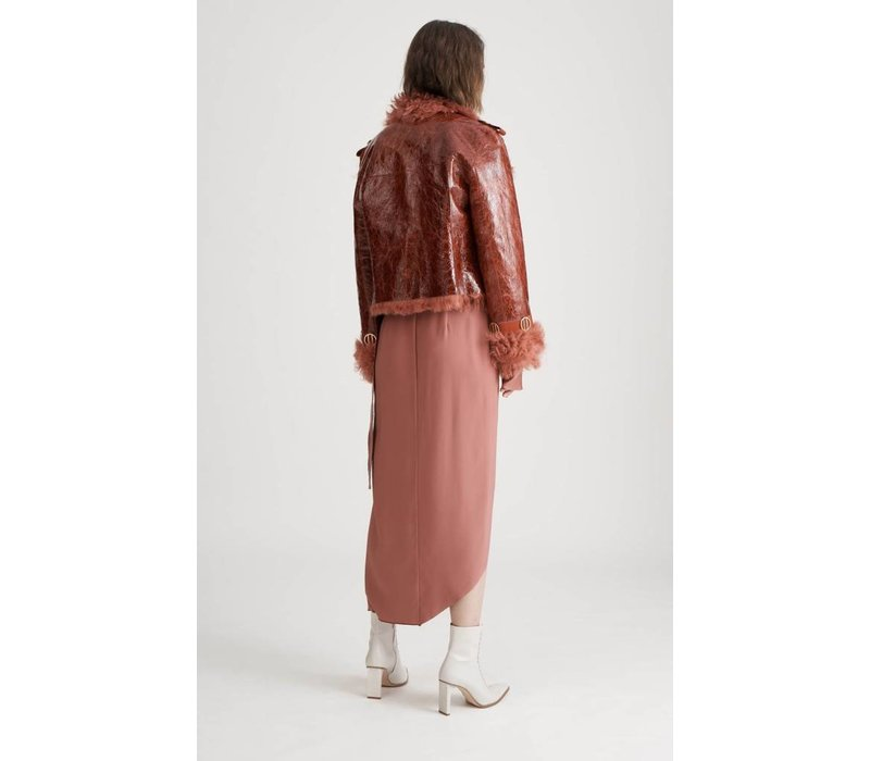 Dion Lee LH Shearling Jacket