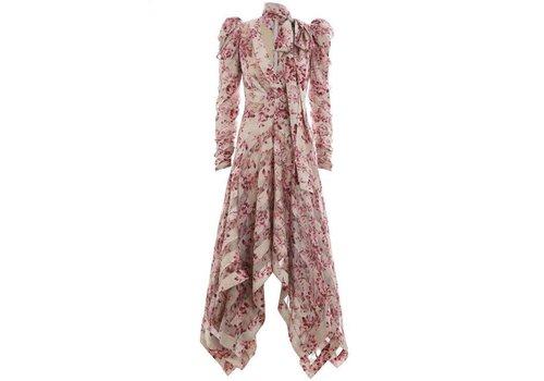 Zimmermann Unbridled Chevron Dress