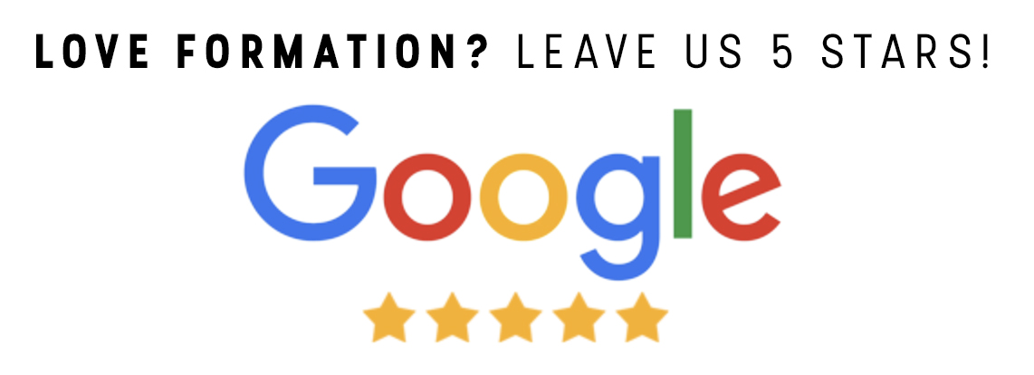 Leave us a 5 Star Review!