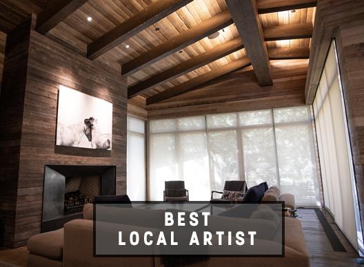 Best Local Artist Vail