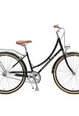 Retrospec Bicycles Venus Single Speed City Bike. Black, 38cm