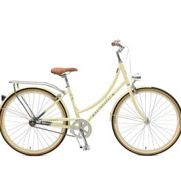 Retrospec Bicycles Venus Single Speed City Bike. Tan, 38cm