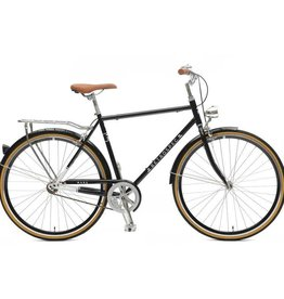 Retrospec Bicycles Mars Single Speed City Bike. Black, 54cm