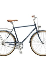 Retrospec Bicycles Mars Single Speed City Bike. Midnight Blue, 50cm
