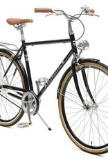 Retrospec Bicycles Mars Single Speed City Bike. Black, 58cm