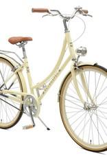 Retrospec Bicycles Venus Single Speed City Bike. Tan, 44cm