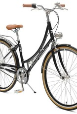 Retrospec Bicycles Venus 3 Speed City Bike. Black, 44cm