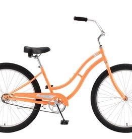Sun Revolutions Coaster Brake 26, Peach