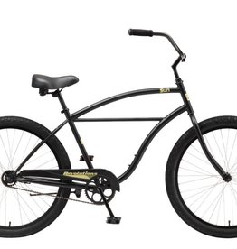 Sun Revolutions Coaster Brake 26, Satin Black
