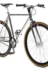 Retrospec Bicycles Mantra V2. Chrome & Black, 43cm