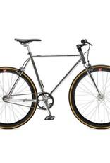 Retrospec Bicycles Mantra V2. Chrome & Black, 57cm