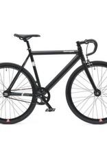 Retrospec Bicycles Drome Track Urban Commuter Bike. Matte Black, 58cm