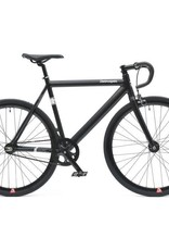Retrospec Bicycles Drome Track Urban Commuter Bike. Matte Black, 61cm