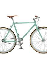 Retrospec Bicycles Mantra V2. Celeste, 43cm
