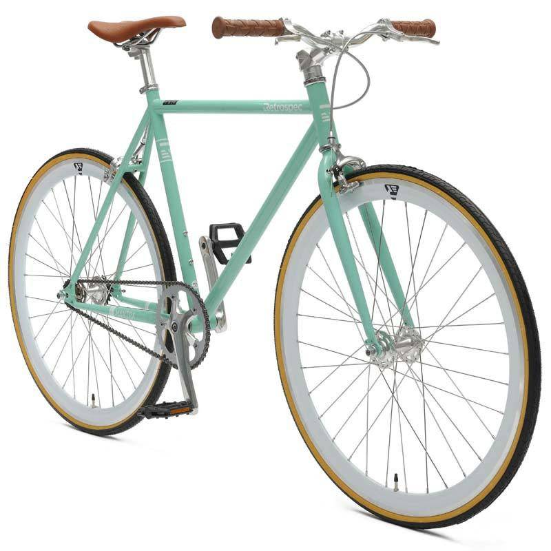 Retrospec Bicycles Mantra V2. Celeste, 49cm