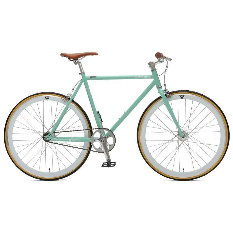 Retrospec Bicycles Mantra V2. Celeste, 53cm