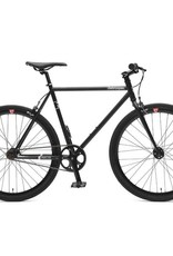 Retrospec Bicycles Mantra V2. Matte Black, 49cm
