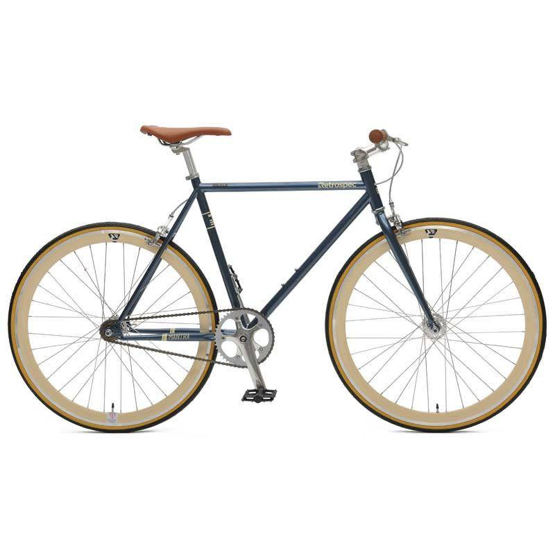 Retrospec Bicycles Mantra V2. Midnight Blue, 43cm