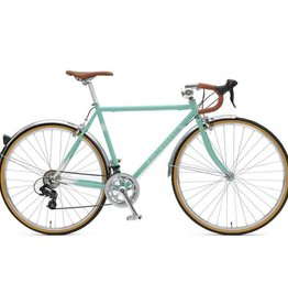 Retrospec Bicycles Kinney 14-Speed Drop Bar Bike. Celeste, 54cm