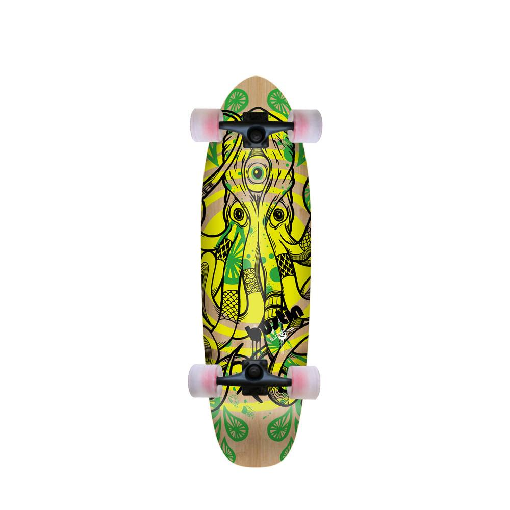 "Bustin Boards Bonsai Mini 29"" - 'Tako' Graphic"