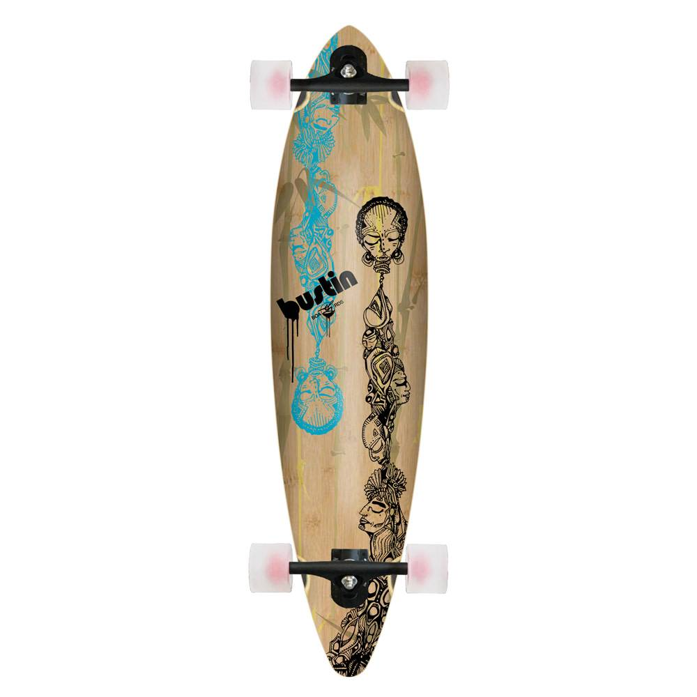 Bustin Boards Pinner 36 - 'Totemu' Graphic