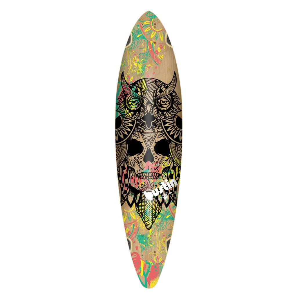 "Bustin Boards Pinner 36"" - 'Bukhal' Graphic"