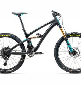 Yeti Cycles SB6 Turq Series, Black