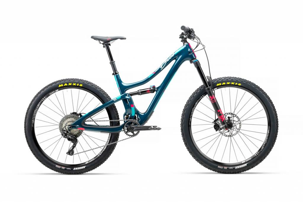 Yeti Cycles Beti Sb5 Carbon Storm Community Bikes And Boards