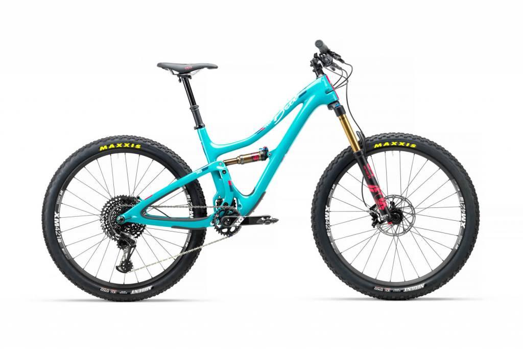 Yeti Cycles BETI-SB5 Turq Series, Turquoise