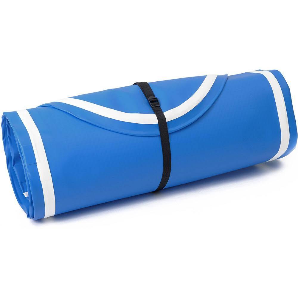 Ten Toes Board Emporium WEEKENDER 10' INFLATABLE STANDUP PADDLE BOARD, Blue