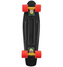 Ten Toes Board Emporium QUIP Mini Cruiser Skateboard. Rasta