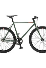 Retrospec Bicycles Mantra V2. Hunter Green, 61cm