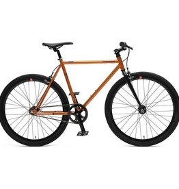 Retrospec Bicycles Mantra V2. Copper & Black, 49cm